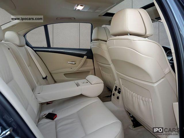 2008 Bmw 530 I Aut Sedan Glass Roof Navi Pdc Xenon Car Photo And Specs