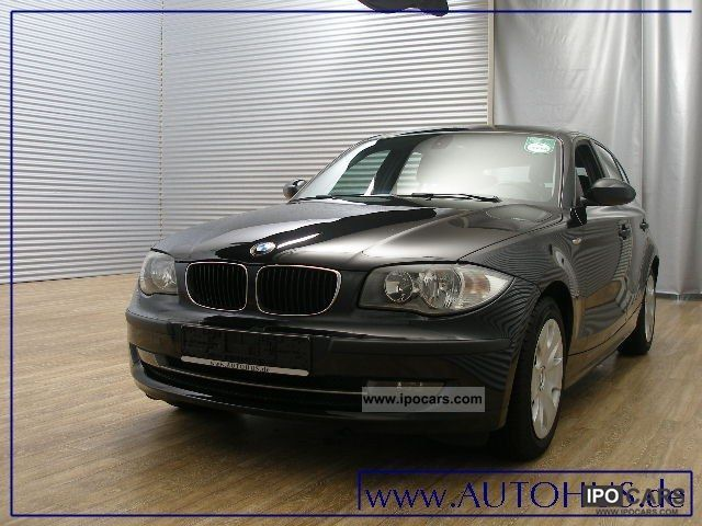 2007 BMW  118 D AIR Limousine Used vehicle photo
