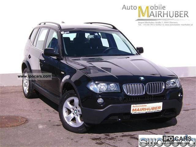 2007 BMW  X3 2.5 si ö package Off-road Vehicle/Pickup Truck Used vehicle photo