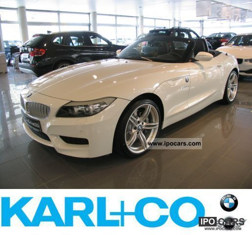Bmw Z4 Convertible Sports Car: 2011 BMW Z4 SDrive35i M Sports Package + Navi + Xenon