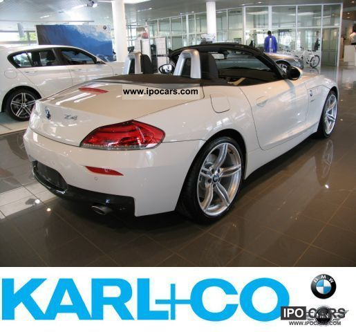 Bmw Z4 Years: 2011 BMW Z4 SDrive35i M Sports Package + Navi + Xenon