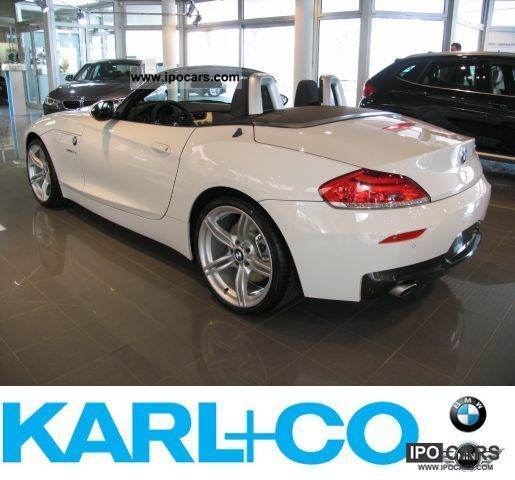 Twin Cities Mazda Dealers: 2011 BMW Z4 SDrive35i M Sports Package + Navi + Xenon