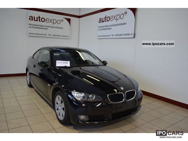 2008 BMW  320d Coupe, PDC Sports car/Coupe Used vehicle photo