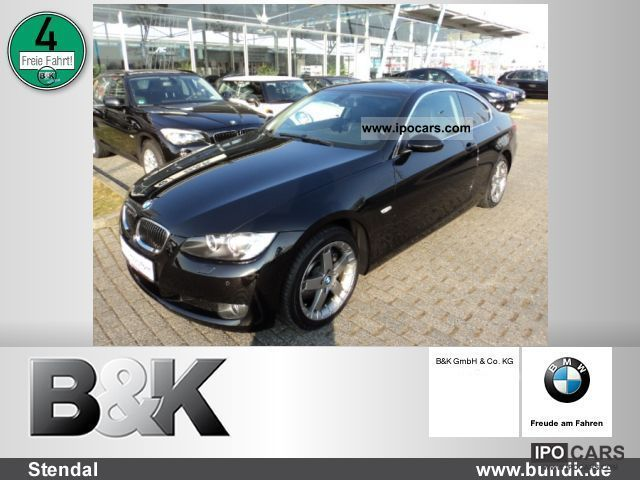 2006 BMW  325i coupe (xenon air parking aid) Sports car/Coupe Used vehicle photo