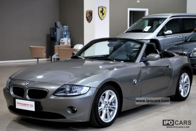 2005 BMW  Z4 2.0i Roadster Cabrio / roadster Used vehicle photo