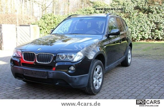 2008 bmw x3 xdrive 20d aut pano sd xenon pdc car photo and specs. Black Bedroom Furniture Sets. Home Design Ideas