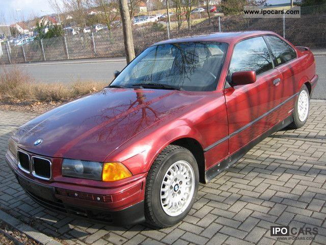 1992 BMW 318is HU / AU 10.2012. Sunroof, - Car Photo and Specs: http://ipocars.com/vinfo/bmw/318is_hu__au_10_2012__sunroof-1992.html