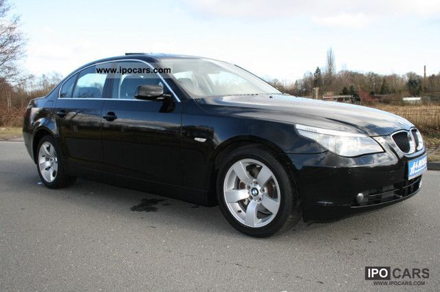 2004 bmw 530d navi xenon a sunroof pdc car photo and specs. Black Bedroom Furniture Sets. Home Design Ideas