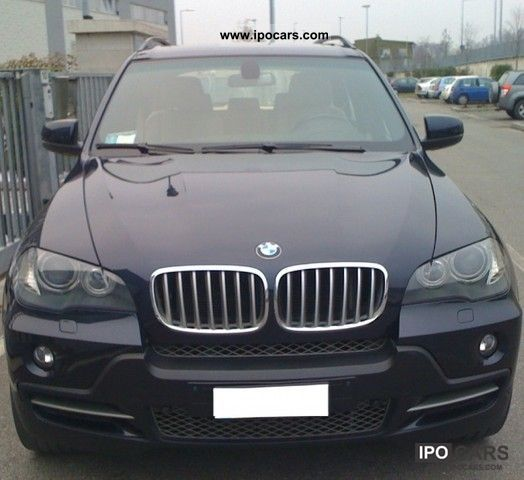 2008 bmw x5 3 5d biturbo futura car photo and specs. Black Bedroom Furniture Sets. Home Design Ideas