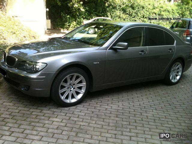 BMW I Facelift Car Photo And Specs - 2005 bmw 740i