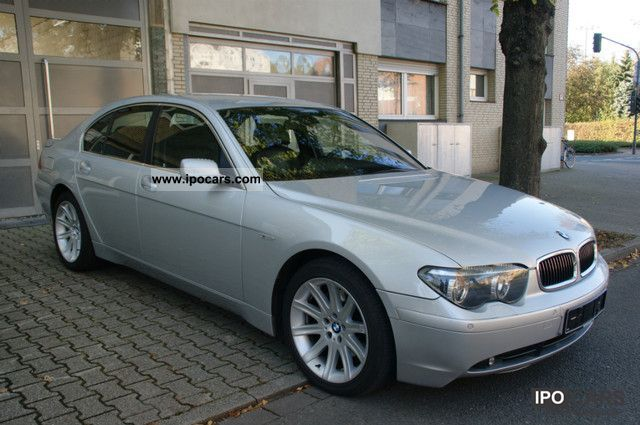 BMW Vehicles With Pictures Page - 2003 bmw 740li