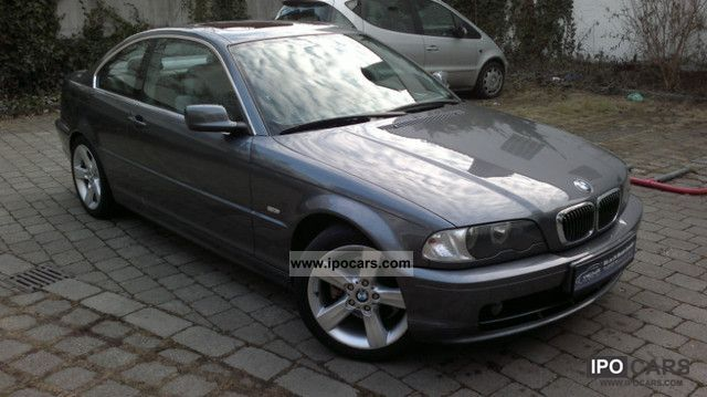 2000 BMW  328 Ci SD el.Sitze-MFL-KD & Tüv new Sports car/Coupe Used vehicle photo
