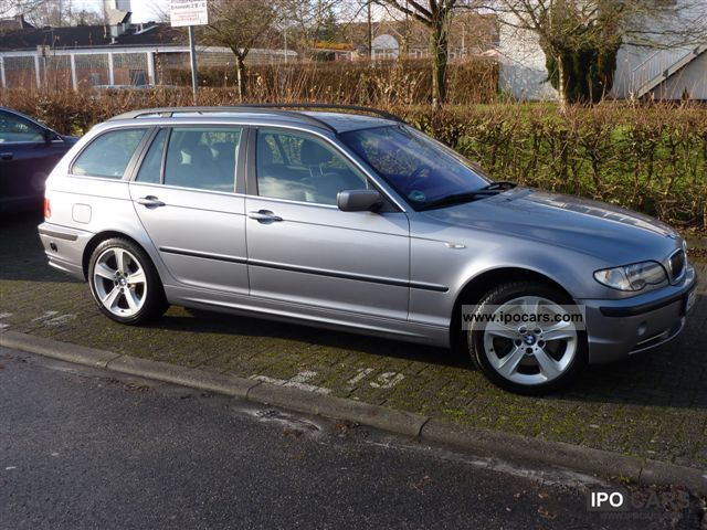 BMW  330xi Touring Edition Exclusive 2004 Liquefied Petroleum Gas Cars (LPG, GPL, propane) photo