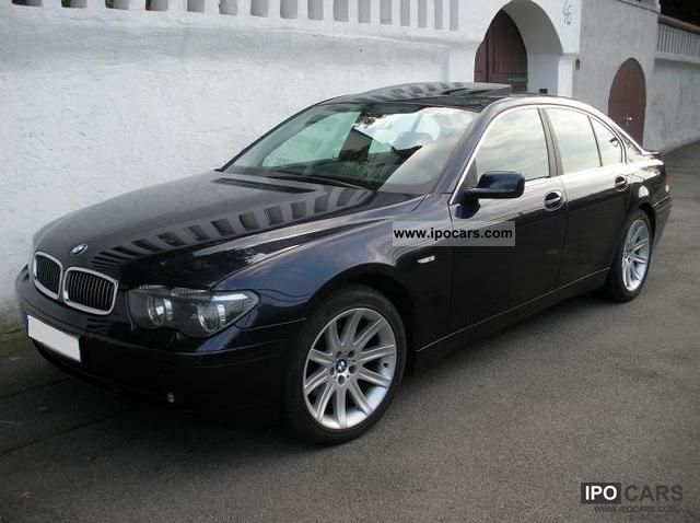 2003 bmw 730d navi xenon pdc shd apc leather 19 inch car photo and specs. Black Bedroom Furniture Sets. Home Design Ideas