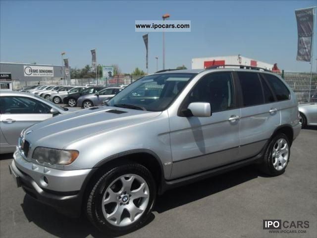 2001 BMW  X5 (E53) 3.0D LUXE PACK BA Off-road Vehicle/Pickup Truck Used vehicle photo