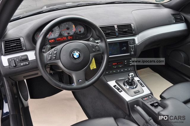 BMW M SMG Navi Leather Hand Oo Rarity Car - Automatic bmw m3
