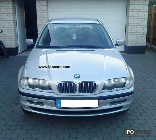 Bmw 316i: Car Photo And Specs