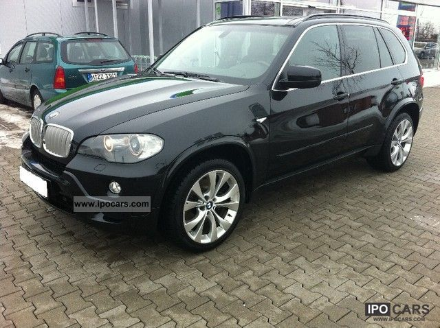 2008 bmw x5 3 5 m sport package car photo and specs. Black Bedroom Furniture Sets. Home Design Ideas