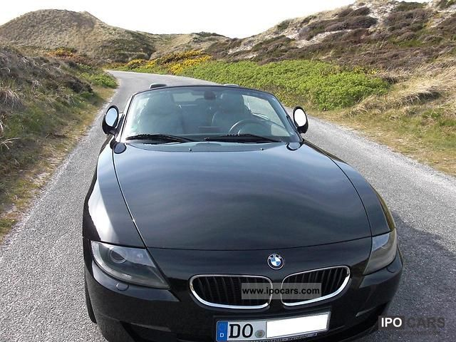 2006 BMW  Z4 roadster 2.0i NAVI, DVD, TV, Xenon Cabrio / roadster Used vehicle photo