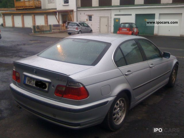 1998 Bmw 320i Car Photo And Specs