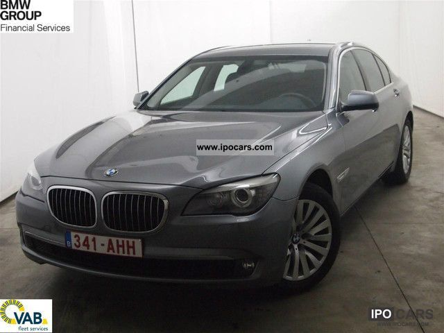 2009 BMW  730d New Mod + + Night Vision + Comfort + Timex Limousine Used vehicle photo