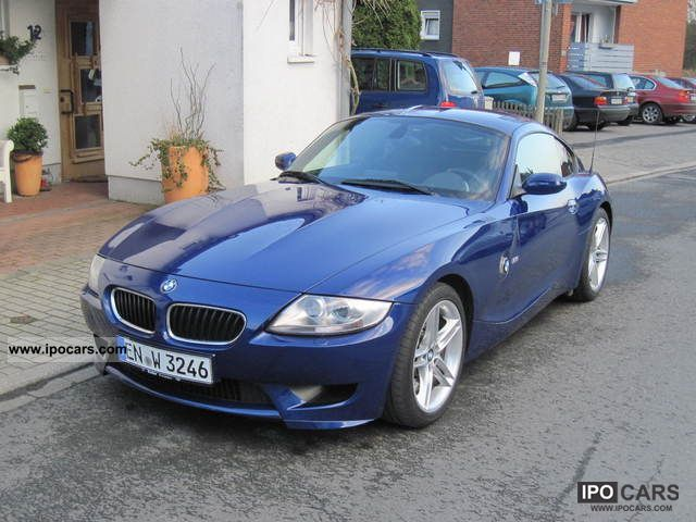 2007 BMW  Z4 M Coupe Sports car/Coupe Used vehicle photo