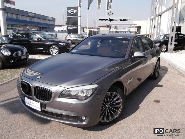 2011 BMW  730 d Futura Limousine Pre-Registration photo