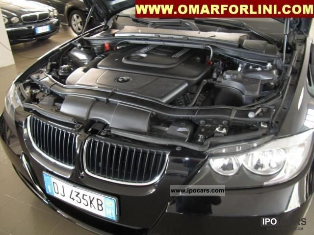 2007 bmw 318 d touring fap eletta aziendale pdc cerchikm1 car photo and specs. Black Bedroom Furniture Sets. Home Design Ideas
