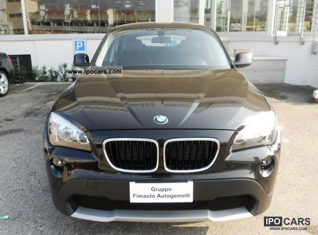 2011 bmw x1 xdrive18d attiva car photo and specs. Black Bedroom Furniture Sets. Home Design Ideas