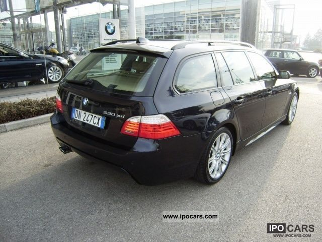 2008 bmw 530 xd touring cat msport car photo and specs. Black Bedroom Furniture Sets. Home Design Ideas