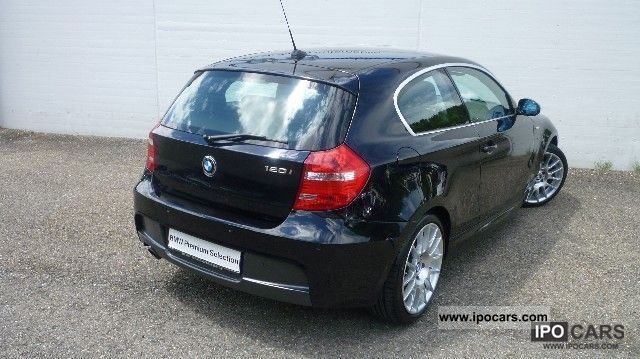 2008 bmw 120i m sport limited sport edition car photo and specs. Black Bedroom Furniture Sets. Home Design Ideas