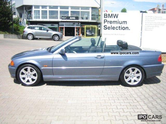 2001 BMW 330Ci Convertible Aut Navi Xenon PDC seats Har  Car