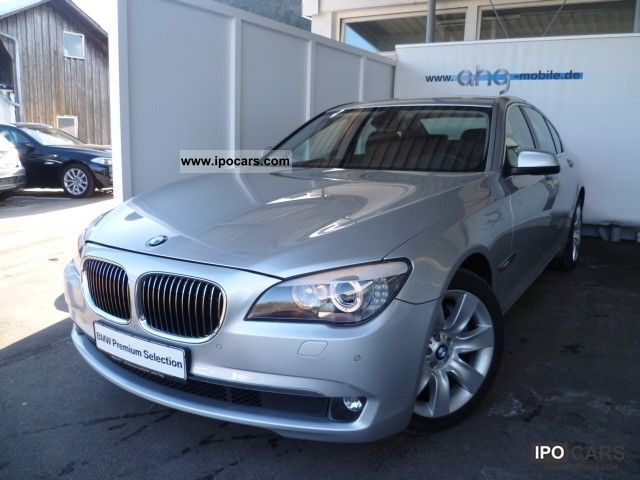 2009 Bmw 750i Active Steering Head Up Display Speed Limit