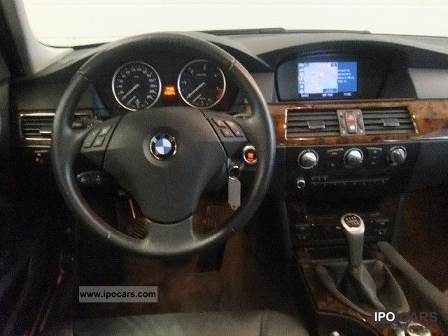2008 bmw 525d navi business package adaptive headlights. Black Bedroom Furniture Sets. Home Design Ideas