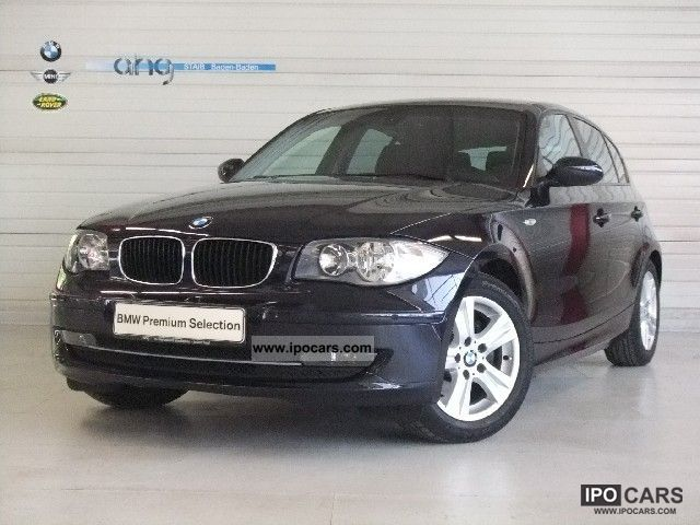 2008 bmw 120i aut comfort package auto air pdc cruise car photo and specs. Black Bedroom Furniture Sets. Home Design Ideas