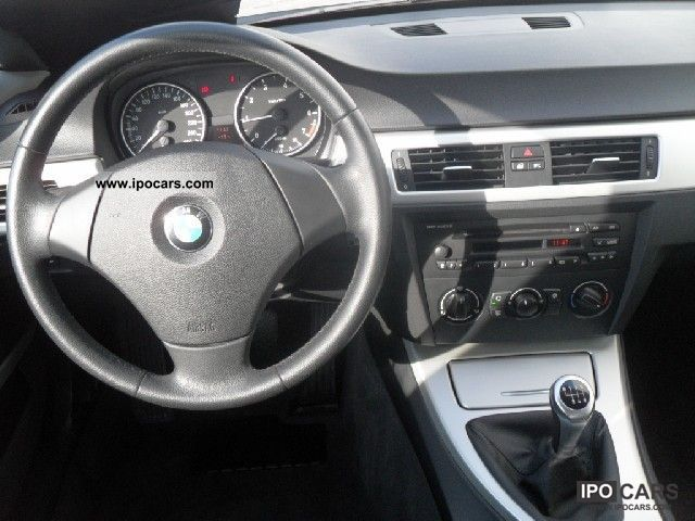 2006 Bmw 320i Leather Steering Wheel Lights Package Car