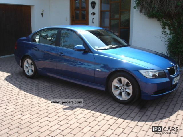 2006 Bmw 320i Car Photo And Specs