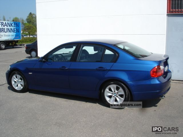Nissan Sports Car >> 2006 BMW 320i - Car Photo and Specs