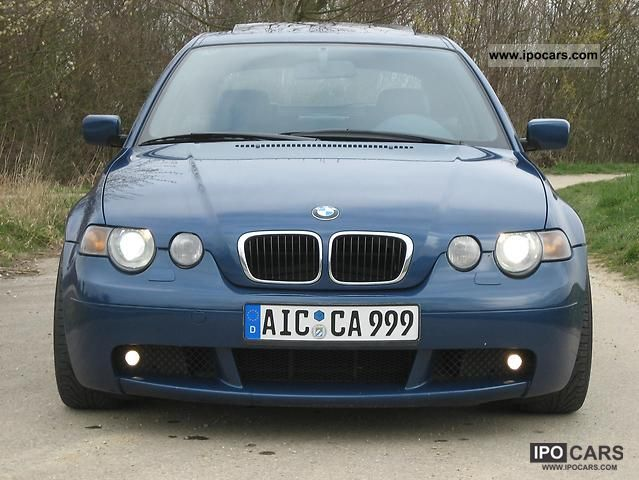 2001 bmw 325ti compact car photo and specs. Black Bedroom Furniture Sets. Home Design Ideas