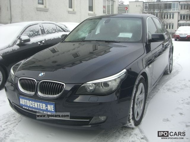 2008 BMW  * 530d * NaviPLUS * Bi-Xenon head-up display * 1.Hd Limousine Used vehicle photo