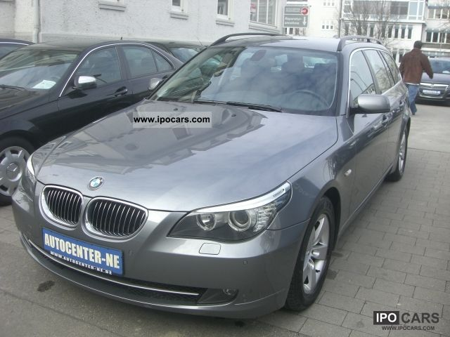 2008 BMW  525d Touring Edition Fleet plus * Navi * Klimaaut * Estate Car Used vehicle photo