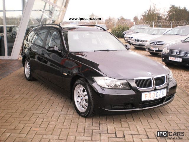 2006 BMW  * Touring DPF 320dA NaviPro * Xenon * PDC Estate Car Used vehicle photo