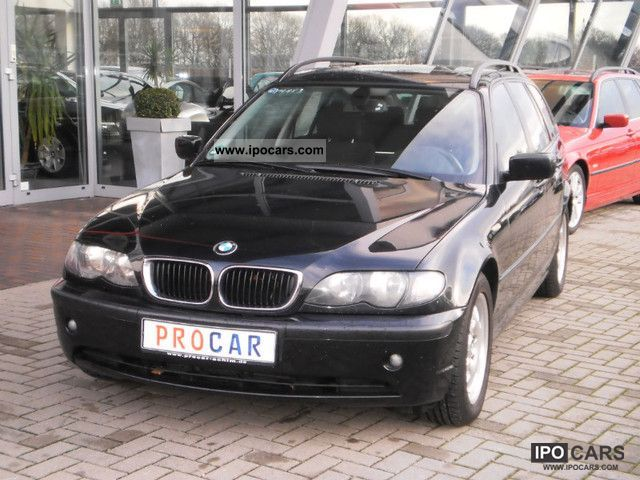 2004 bmw 320d touring navigation glass roof euro4 car photo and specs. Black Bedroom Furniture Sets. Home Design Ideas