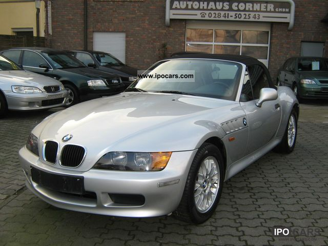 2000 Bmw 1 8 Z3 Roadster Leather Climate Only 69000 Km