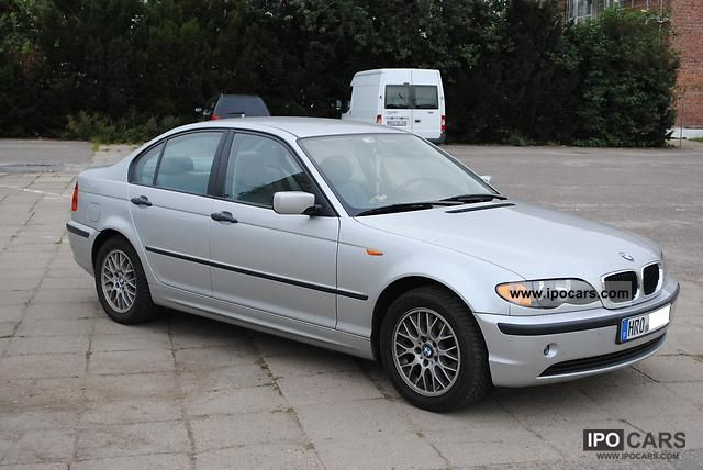 2003 Bmw 318i Car Photo And Specs