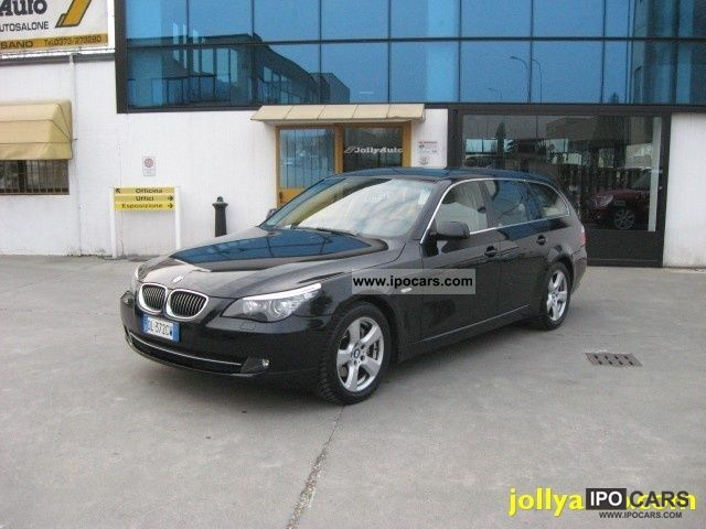 2007 bmw 530 xd touring futura cat car photo and specs. Black Bedroom Furniture Sets. Home Design Ideas