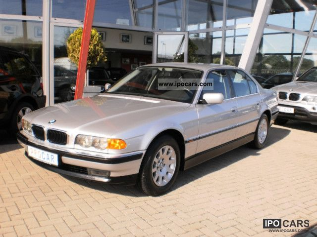 2000 BMW  * 728iA NaviPro * leather * PDC * ESSD Limousine Used vehicle photo