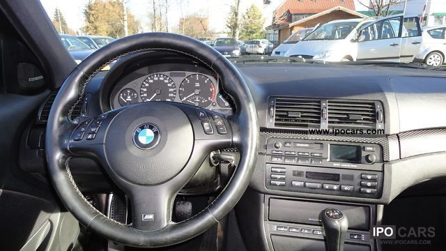2001 BMW 330i touring   Car Photo and Specs