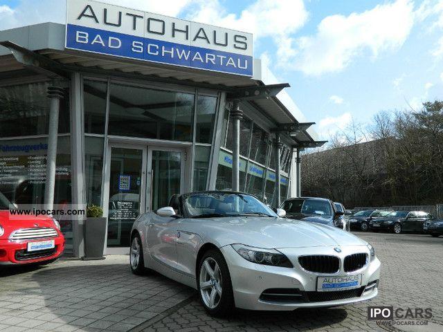 2010 BMW  Z4 sDrive23i Aut., Navi Prof, leather, xenon, USB Cabrio / roadster Used vehicle photo