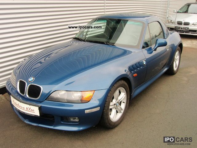 2000 Bmw Z3 Roadster 2 0 Automatic Climate Hardtop